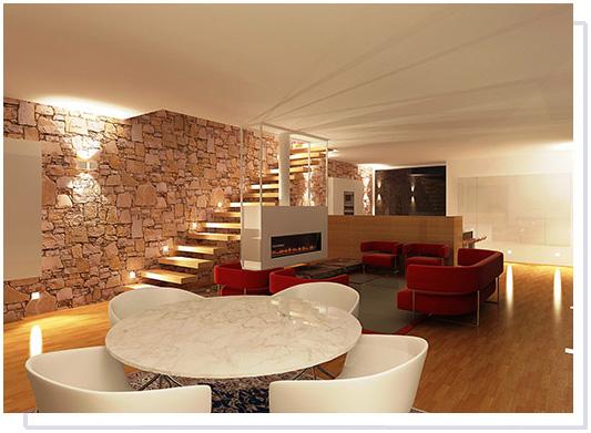 115 interni architettura architettura d 39 interni a for Architetto interni roma