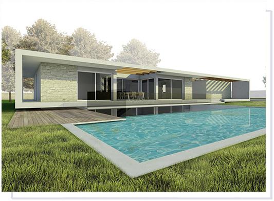 Progetti di case architetto di interni felice zambelli for Progetti case interni